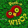 Go to record Peek-a-who?