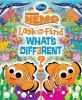 Go to record Finding Nemo. Look and find what's different?