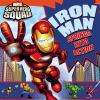 Go to record Iron Man springs into action!.