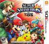 Go to record Super Smash Bros. for Nintendo 3DS.