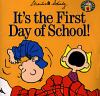 Go to record It's the first day of school!