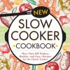 Go to record The new slow cooker cookbook.