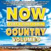 Go to record Now that's what I call country. Volume 9.