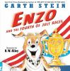 Go to record Enzo and the Fourth of July races