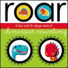 Go to record Roar : a feel-and fit shape book of dinosaur counting
