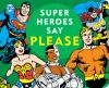 Go to record Super heroes say please!
