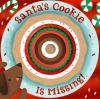 Go to record Santa's cookie is missing!