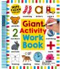 Go to record Giant activity work book : wipe clean
